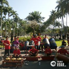 Car free day Malang, Indonesia #car #free #day #indonesia #malang #event #travel #asia #street