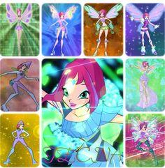 Transformaties t/m Bloomix