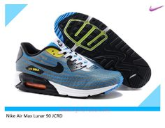Various colours of the Running Shoes,Grey Black Blue Nike Air Max Lunar 90  JCRD For Sale Cheap online selecting,buy the nike shoes with the cheapest  price ...