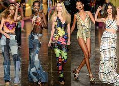 Os desfiles do primeiro dia do SPFW: Animale, Cori, Tufi Duek e Cavalera. Fotos das coleções do São Paulo Fashion Week Verão 2013/14 - blog de moda