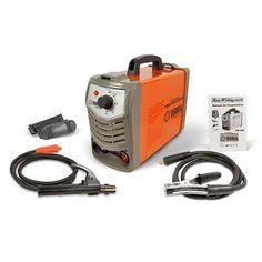 Máquina de solda Portatil 220v TW Modelo160A 130a Terra Equipamentos 704205