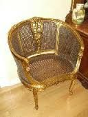 No deja de asombrarme Luis Xvi, Wicker, Antiques, Shopping, Furniture, Chairs, Interiors, Home Decor, Sweet