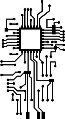 47 best circuit board tattoo images in 2018 Music Tattoos, Body Art Tattoos, Small Tattoos, Sleeve Tattoos, Circuit Board Tattoo, Tatoo Geek, Tech Tattoo, Tattoo Arm, Chemistry Tattoo