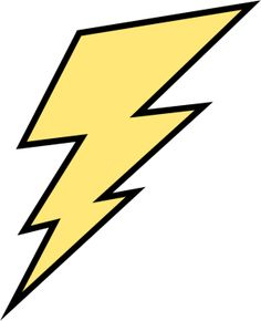 lightening bolt clip art vector clip art online royalty free rh pinterest com