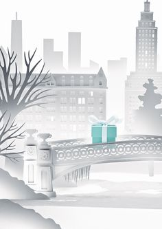 She's always followed her heart, and a wintry walk with the one she loves most is all it takes to make it beat a little faster. A Tiffany ring is just the beginning…