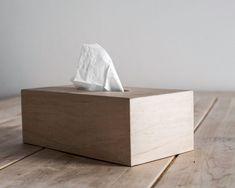Tissue box cover napkin holder FREE by DesignAtelierArticle