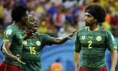 Cameroun-Croatie: les «Lions indomptables» entre colère et dépit - 19/06/2014 - http://www.camerpost.com/cameroun-croatie-les-lions-indomptables-entre-colere-et-depit-19062014/