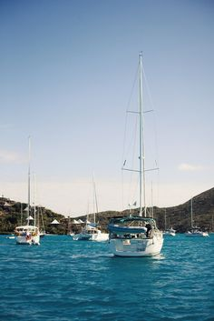 British Virgin Islands //. Great...cruising around the islands!