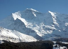 Looking at the Eiger. from Wengen, Switzerland Wengen Switzerland, Seize The Days, Christmas 2017, Luxury Travel, Alps, Adventure Travel, Places Ive Been, Europe, Landscape