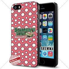 Retro-NCAA,Sacramento State Hornets, Cool Iphone 5 5s & I…