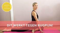Last van rugpijn? of een stijve rug deze 6 yoga oefeningen werken gegarandeerd!