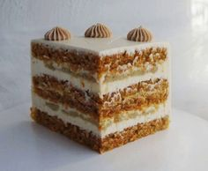VK is the largest European social network with more than 100 million active users. Mac And Cheese Homemade, Individual Cakes, Bread Baking, Amazing Cakes, Food Inspiration, Cupcake Cakes, Cake Recipes, Cheesecake, Food And Drink