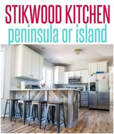 I can't believe how much of a change my kitchen has undergone. It isn't done yet but it is so amazing what a little paint and new hardware can do. But I think the biggest wow factor is …