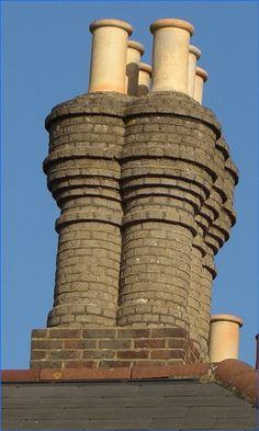 chimney-stack