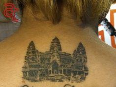 angkor wat temple from cambodia my hometown tatts on tatts pinterest tattoo tatting and. Black Bedroom Furniture Sets. Home Design Ideas