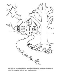 House Near Forest Coloring Page : Coloring Sky Forest Coloring Pages, Coloring Pages For Kids, Online Coloring, Coloring Sheets, Sky, House, Heaven, Coloring Pages For Boys, Colouring Sheets