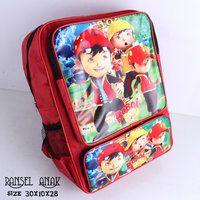 Tas Sekolah Anak, belanja tas sekolah buat anak secara online. Silahkan mampir di www.nindishop.com. harganya super murah!