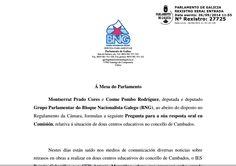 CORES DE CAMBADOS: A XUNTA DA TRANSPARENCIA SUMERXE AOS GALEGOS NA OS...