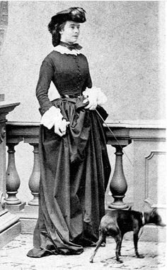 THE ANIMAL H.I.R.M. Empress Elisabeth of Austria, Queen of Hungary, née Duchess in Bavaria (1837-1898