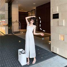 Ulzzang Fashion, Ulzzang Girl, Ootd Fashion, Daily Fashion, Korean Fashion, Fashion Beauty, Girl Fashion, Fashion Outfits, Womens Fashion