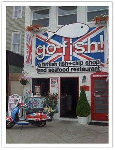 Go fish restaurant rehoboth beach delaware usa very for Go fish restaurant
