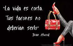 Brian Atwood, diseñador de zapatos.
