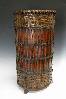 early 20th century Japanese bamboo