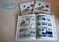 Pro milovníky komiksových příběhů máme skvělý tip – původní komiksové příběhy malého Mikuláše poprvé knižně. Office Supplies