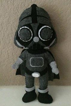(9) Name: 'Sewing : Darth Vader  Star Wars Felt Sewing