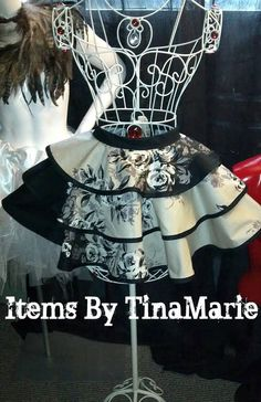 Vintage Inspired Aprons by itemsbyTinaMarie on Etsy, $35.00