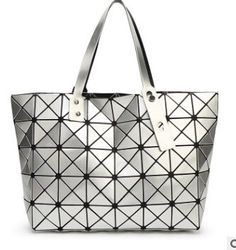715cfa639dff New Bao Bao Brand LOGO women pearl bag Diamond Lattice Tote geometry  Quilted shoulder bag sac bags handbags women brands   Pub Date  Feb 9 2017