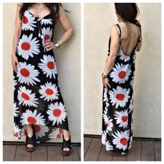 High low dress Beautiful chiffon lined high low dress PLEASE USE Poshmark new option you can purchase and it will give you the option to pick the size you want ( all sizes are available) BUNDLE And SAVE 10% ( sizes updated daily ) Dresses