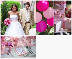 Weddings Theme by Martha Stewart - pink and girly and oh so much fun!