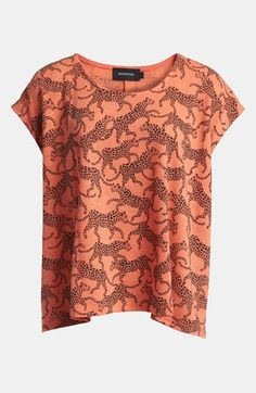 MINKPINK 'Jungle Puzzle' Tee available at Nordstrom