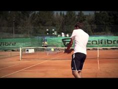 Tecnifibre and its best player reveal how to find a and become a better player. Discover the full video of the new turning point video featurin. Tennis Videos, Best Player, Turning, How To Become, Basketball Court, Wood Turning