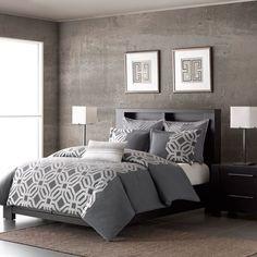 Eye-catching bedding, Metropolitan Home Sagrada Comforter Set