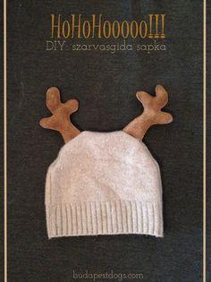 hohohoohoo! Csináld magad: Babasapka Baby Hats, Diy, Style, Swag, Bricolage, Do It Yourself, Homemade, Diys, Outfits