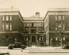 Norwegian Lutheran Deaconess Home and Hospital, Brooklyn, New York. Sons Of Norway, Brooklyn Image, Nyc Pics, A Moment In Time, Ny Ny, Lutheran, Family History, Old Photos, New York City