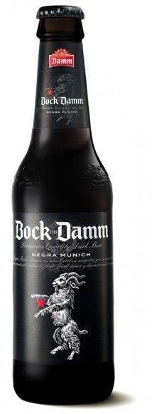 Bock Damm, la negra pa elegante.