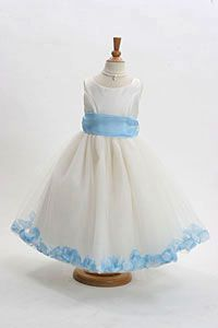 Flower Girl Dresses - Size 7-14 - Flower Girl Dress For Less