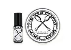 Dark Side of the Spoon Natural Perfume Oil Natural Essential Oils, Natural Oils, Pulse Points, Fractionated Coconut Oil, Perfume Oils, Coffee Beans, Dark Side, Spoon, Alcohol