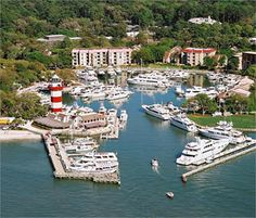 Hilton Head Island was my first and only Island i have been too! It was very pretty and amazing vacation spot!  I rode bikes on the beach there, had Tiki bar parties right out by our pool, all the restaurants had amazing food and the light house there was very cool to tour! :) FUN FUN!