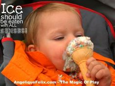 Waking Up the five senses of a YOUNG Child | AngeliqueFelix.com