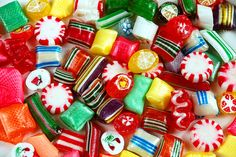 Old fashioned Christmas candy brings back childhood memories! =) This was (Ray's) favorite candy. Christmas Tree Crafts, Christmas Fairy, Christmas Past, Retro Christmas, Christmas Images, Christmas Traditions, Christmas Holidays, Christmas Things, Christmas Decor