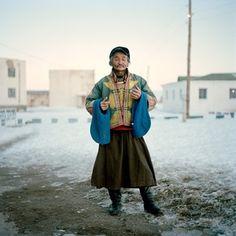 Lucile Chombart De Lauwe - Foyers (Urbains) Mongols
