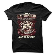 US VETERAN v5 T-Shirts & Hoodies
