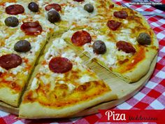 Pepperoni, Allrecipes, Vegetable Pizza, Food And Drink, Pasta, Vegetables, Facebook, Healthy Appetizers, Japanese Kitchen