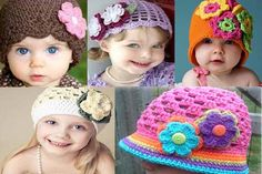 Crochet -- All About Crocheting -- Free Patterns and Instructions