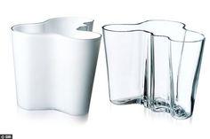 Vase d'Alvar Aalto : un classique depuis 1936 !  +-140