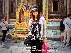 Sunny Leone enjoying holidays with her husband Daniel Weber at Bangkok | BoxOfficeCollections